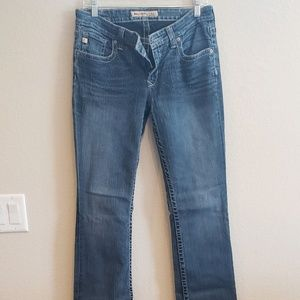 Big Star Casey K Jeans Low Rise Fit